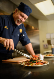 Futures Recovery Healthcare Executive Chef, Chef Joe