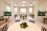 Futures Recovery Healthcare Dining Room